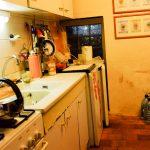 Keuken woonhuis is aan vervanging toe